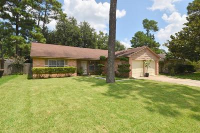 Spring Single Family Home For Sale: 4410 Shalom Creek Lane