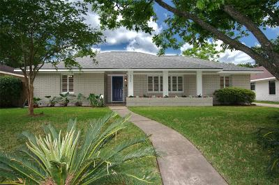 Houston Single Family Home For Sale: 4313 Waycross Drive