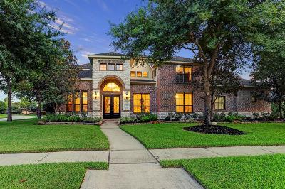 Fort Bend County Single Family Home For Sale: 25003 Castle Peak Court