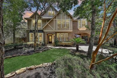 The Woodlands Single Family Home For Sale: 15 Culverdale Place