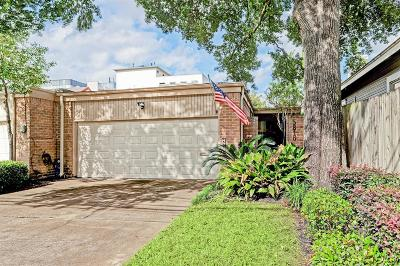 Houston Condo/Townhouse For Sale: 5816 Feagan Street