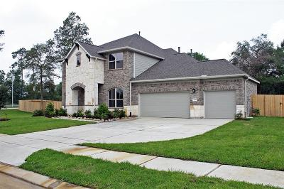 Tomball Single Family Home For Sale: 11114 Thinleaf Alder Way