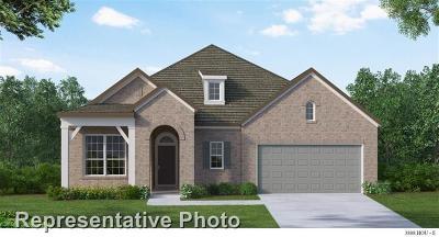 Richmond Single Family Home For Sale: 1718 Saxon Bend