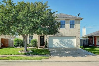 Manvel Single Family Home For Sale: 169 Rodeo Drive