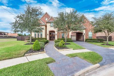 Katy Single Family Home For Sale: 914 Springhaven Court