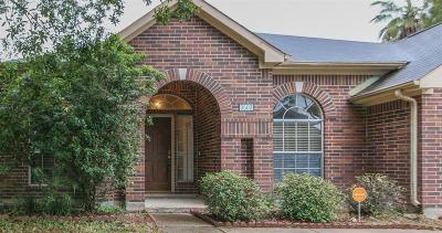 Pearland Single Family Home For Sale: 3503 Sheldon Drive