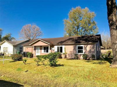 Houston Single Family Home For Sale: 8909 Laura Koppe Road