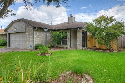 Katy Single Family Home For Sale: 5250 Cash Drive