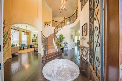 Summerwood Single Family Home For Sale: 16107 Barton River Lane