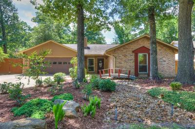 Kingwood Single Family Home For Sale: 4007 Birch Haven Drive