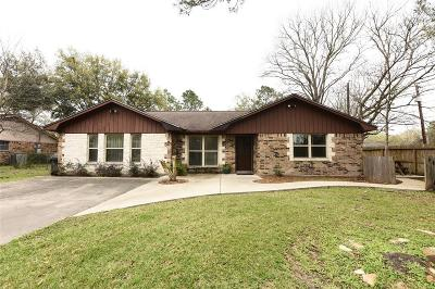Friendswood Single Family Home For Sale: 313 Garden Drive