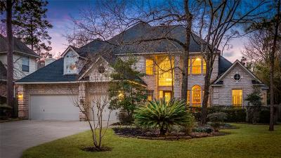 The Woodlands Single Family Home For Sale: 47 Pebble Cove Drive