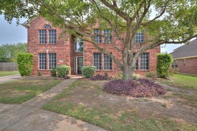 Pearland Single Family Home For Sale: 8304 Preston Drive