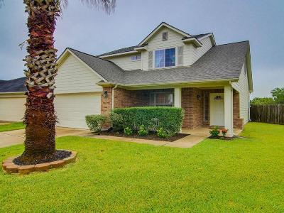 Katy Single Family Home For Sale: 19759 River Pointe Lane