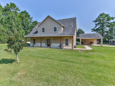 Willis Single Family Home For Sale: Blackland