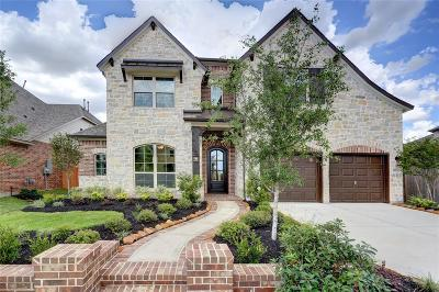 Cypress Single Family Home For Sale: 19222 Bullard Creek Drive