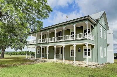 Fayette County Farm & Ranch For Sale: 1530 Kneip Road