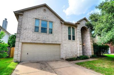 Katy Single Family Home For Sale: 3551 Lakearies Lane