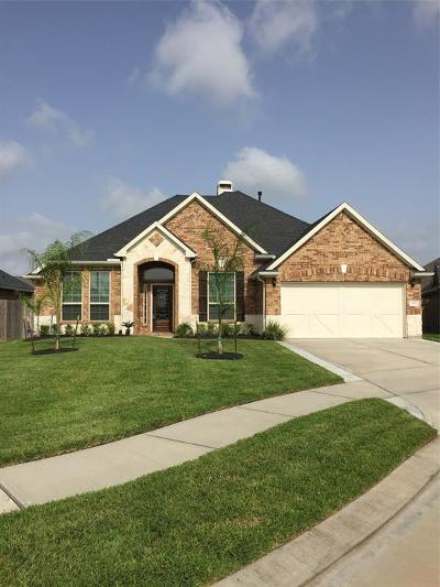 League City Single Family Home For Sale: 1522 Mexia Spring Court