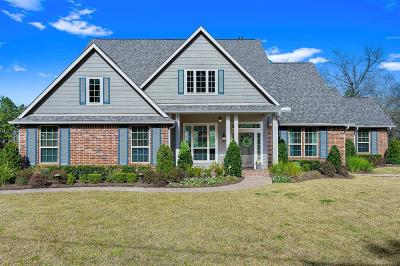 Magnolia Single Family Home For Sale: 14702 Winding Hill Drive