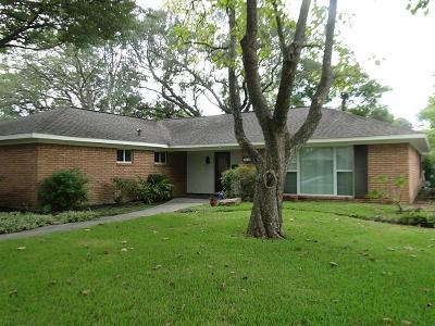 Houston Single Family Home For Sale: 4429 Hazelton Street