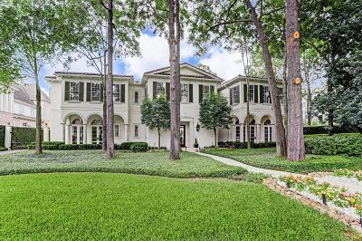 Houston Single Family Home For Sale: 8602 Stable Crest Boulevard