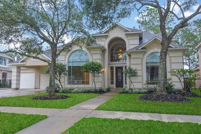 Cinco Ranch Single Family Home For Sale: 2215 Long Cove Circle