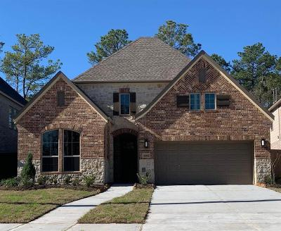 The Groves Single Family Home For Sale: 16819 Bark Cabin Drive