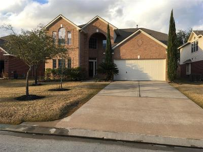 Tomball Single Family Home For Sale: 12714 Sienna Trails Drive