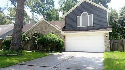 Spring Single Family Home For Sale: 2106 Lexington Woods