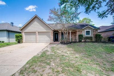 Houston Single Family Home For Sale: 15618 Fox Springs Drive