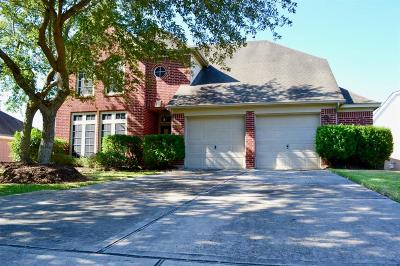 Friendswood Single Family Home For Sale: 2809 Creek Bend Drive