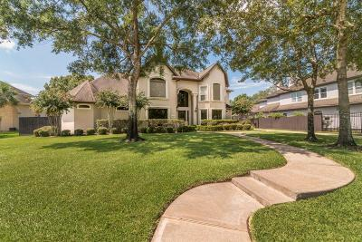 Houston Single Family Home For Sale: 15106 Bronze Bay Court