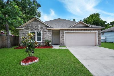Houston TX Single Family Home For Sale: $179,900