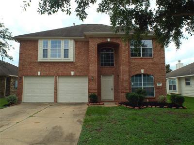 Richmond Single Family Home For Sale: 807 Dracena Court