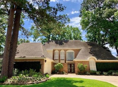 Humble Single Family Home For Sale: 8214 Magnolia Glen Drive
