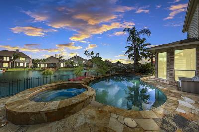 Houston Single Family Home For Sale: 12018 Newport Shore Drive