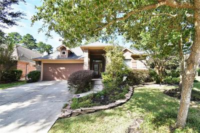 Kingwood Single Family Home For Sale: 26913 Chateau Lake Drive