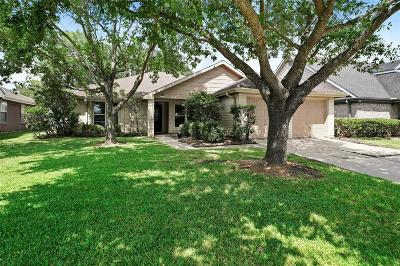 Pearland Single Family Home For Sale: 4023 Lotus Drive