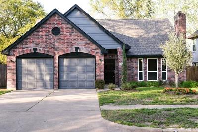 Houston Single Family Home For Sale: 5122 Prairie Creek Drive