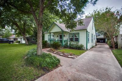 Bellaire Single Family Home Pending: 4913 Cedar Street