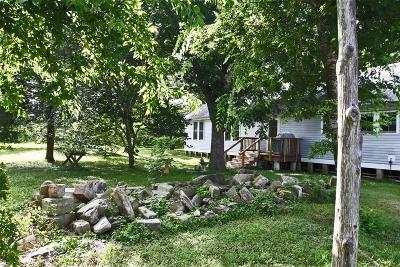 Fayette County Country Home/Acreage For Sale: 7070 Abbotts Grove School Rd Road