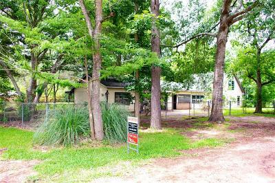 Houston Single Family Home For Sale: 123 Shady Lane