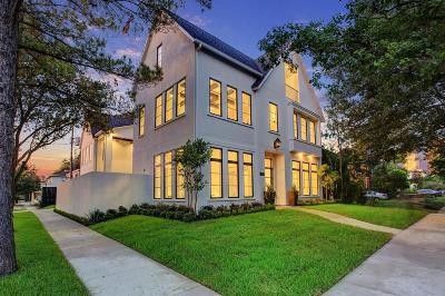 Houston Single Family Home For Sale: 1540 Harold Street