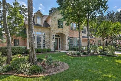 The Woodlands Single Family Home For Sale: 27 Glowing Star Place