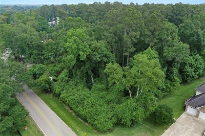 Spring Residential Lots & Land For Sale: 24202 Lenze Road