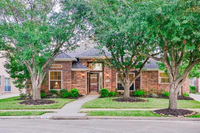 League City Single Family Home For Sale: 2212 Bay Haven Way