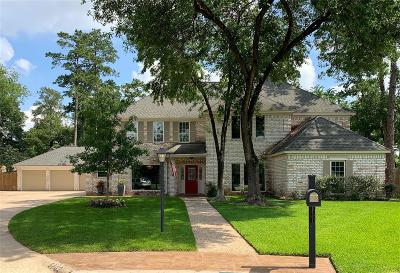 Spring Single Family Home For Sale: 6702 Rivington Court