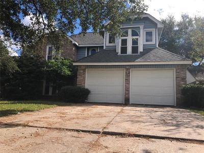 Friendswood Single Family Home For Sale: 711 Regency Court
