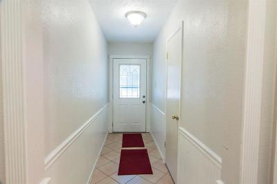 Single Family Home For Sale: 16730 David Glen Drive